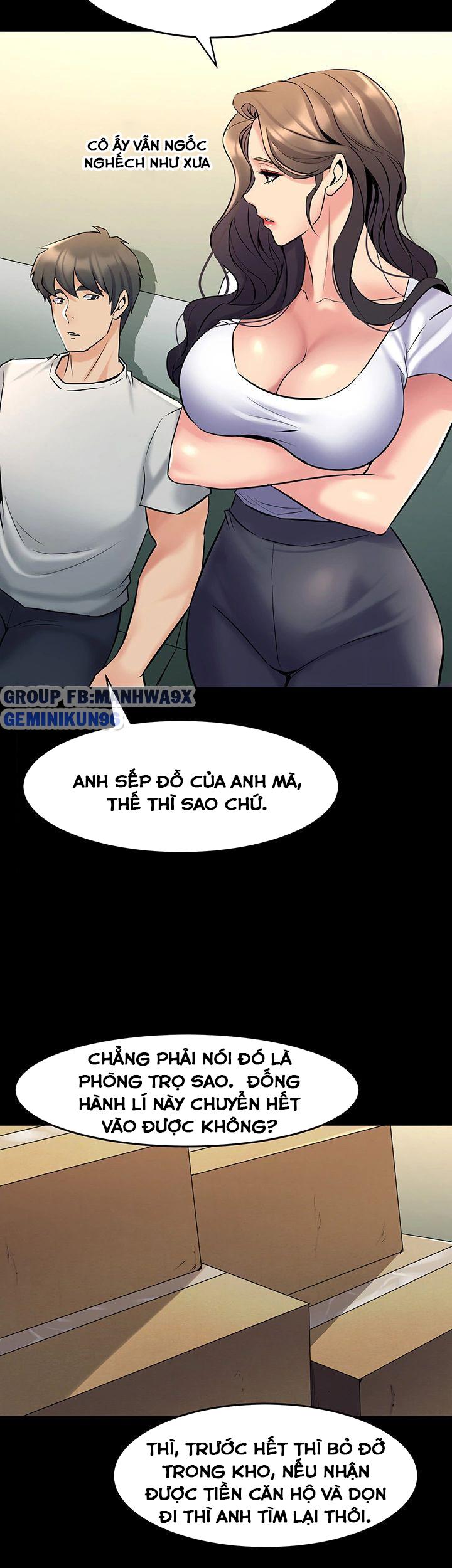 Sống Chung Với Vợ Cũ - Ex Wife Chapter 67 - Trang 10