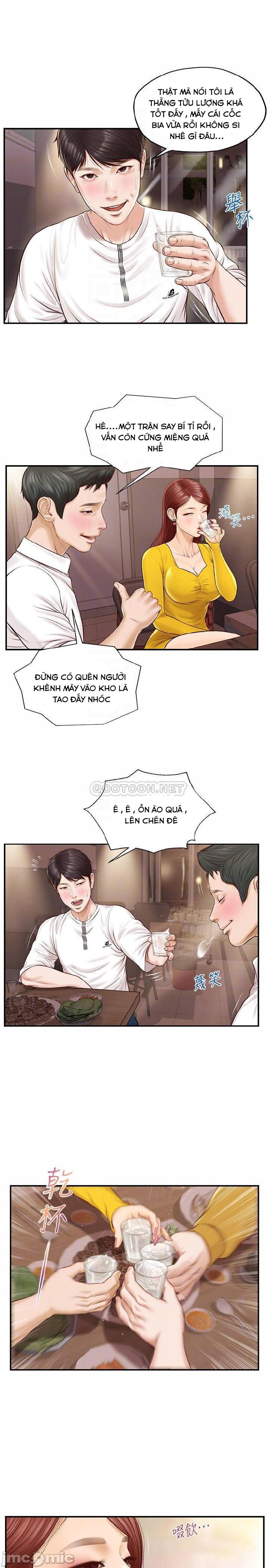 Thanh Niên Trong Sáng chapter 3 - Trang 15