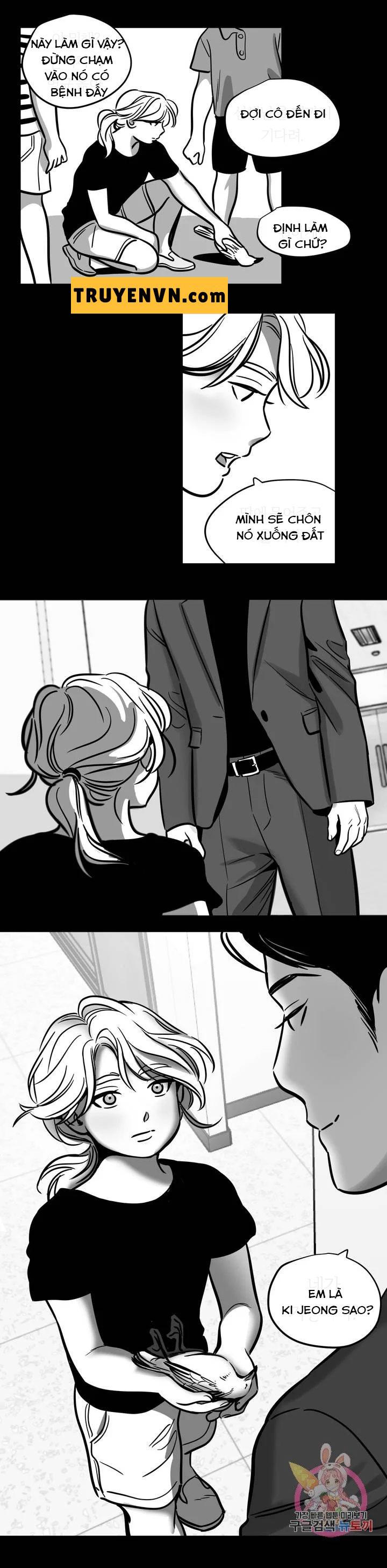 Người Tuyết chapter 42 - Trang 3