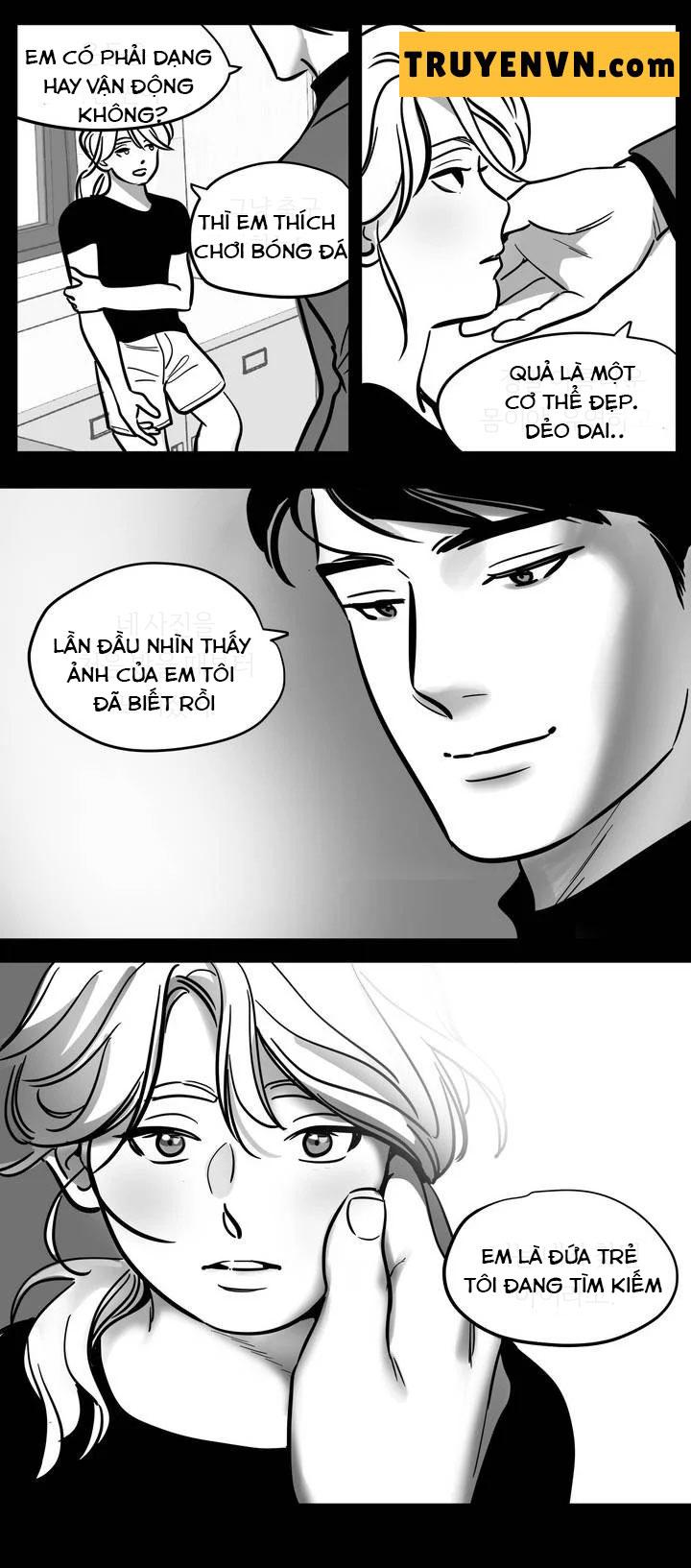 Người Tuyết chapter 42 - Trang 5