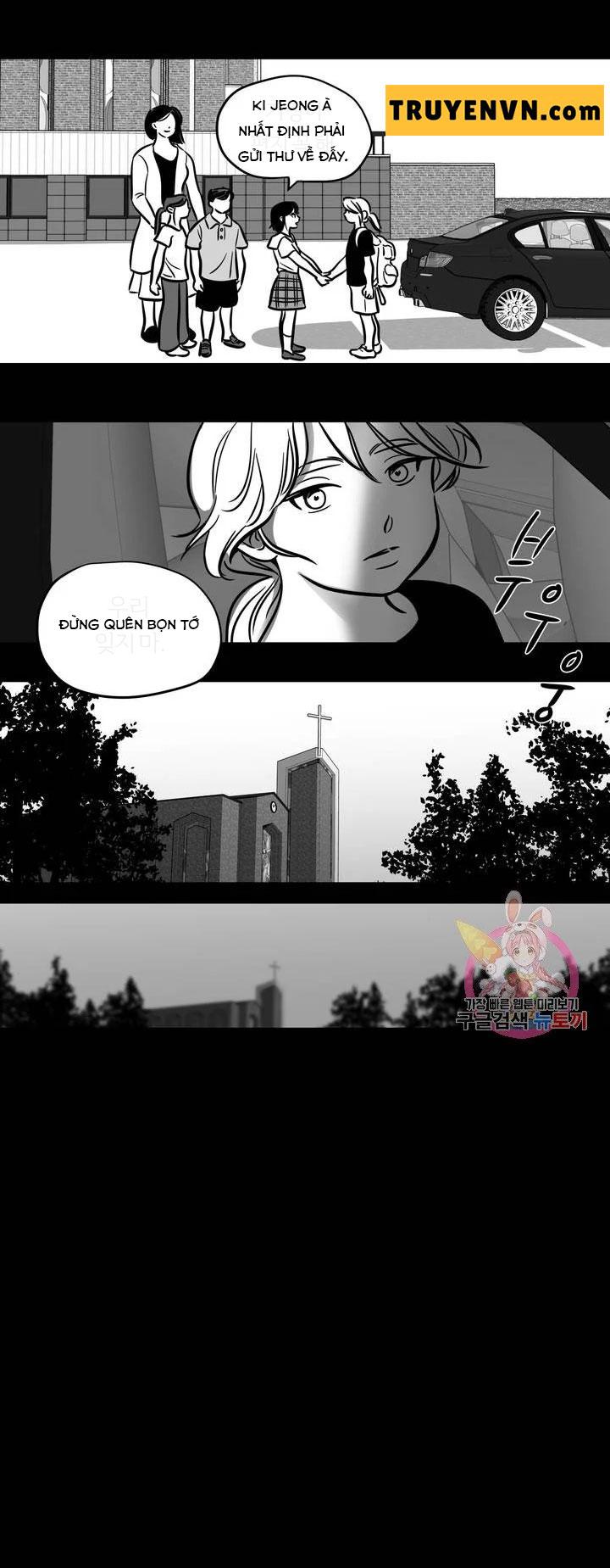 Người Tuyết chapter 42 - Trang 6