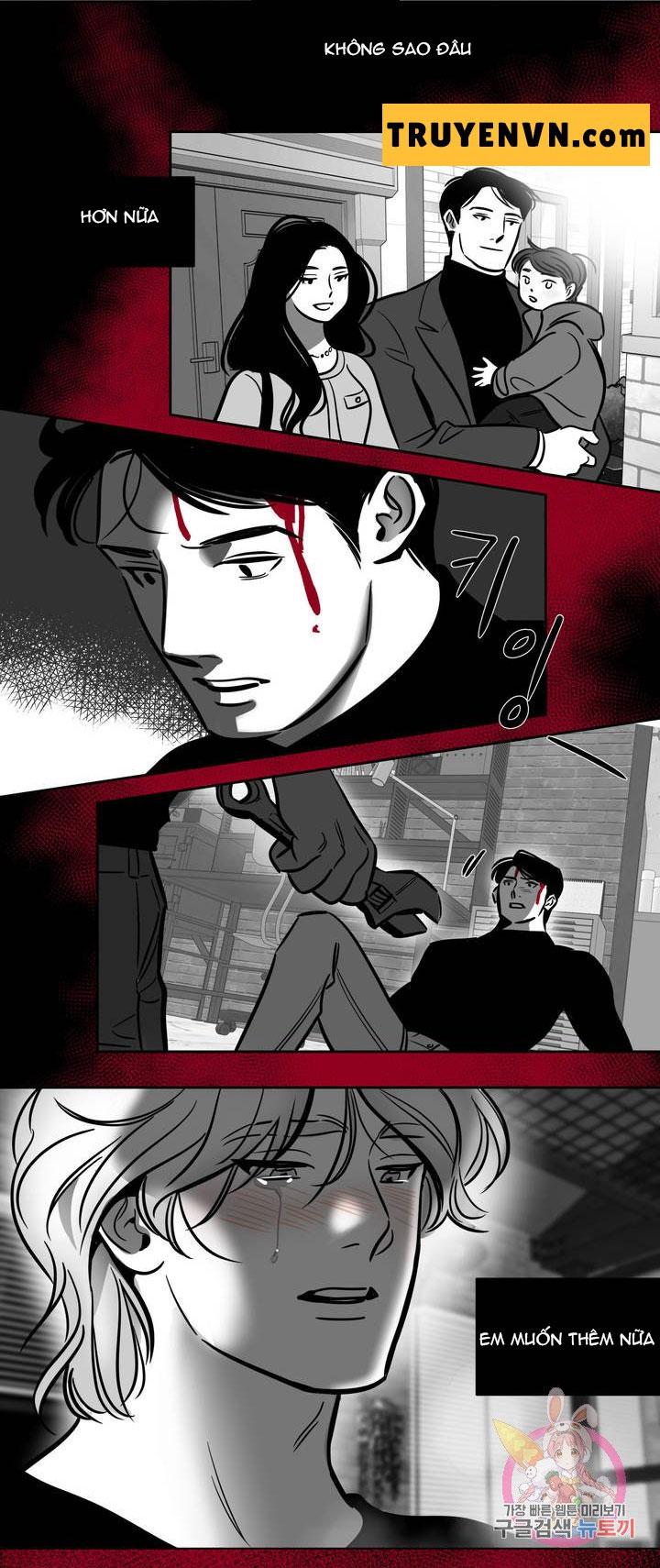 Người Tuyết chapter 42 - Trang 11