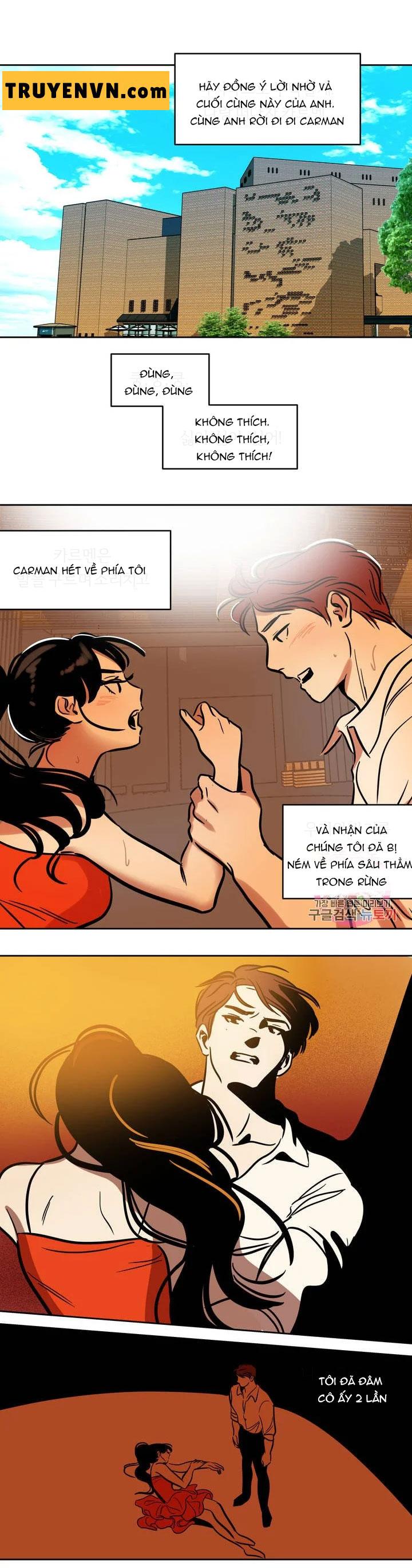 Người Tuyết chapter 42 - Trang 18